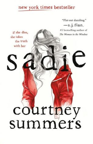 Sadie – Courtney Summers