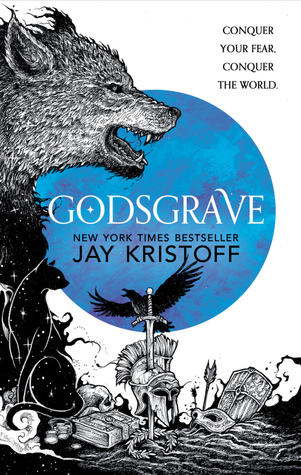 Godsgrave (The Nevernight Chronicle #2) – Jay Kristoff
