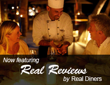 Real Reviews by Real Diners