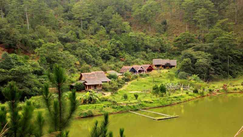 Cu Lan Village, Da Lat