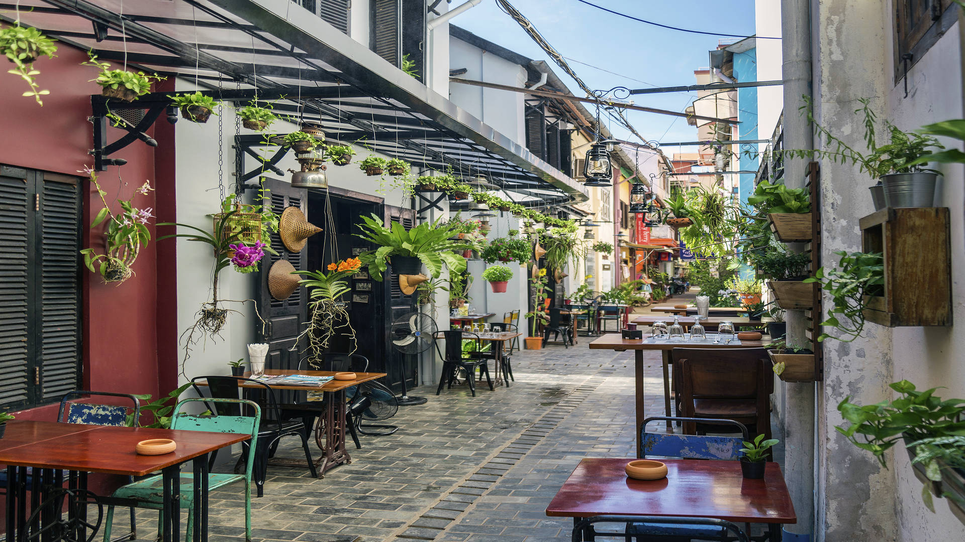 A guide to Siem Reap's trendy culture scene