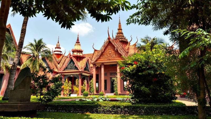 Cambodia National Museum, Phnom Penh