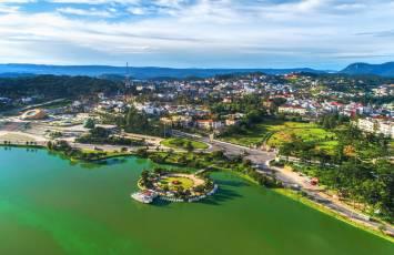Xuan Huong Lake, Da Lat