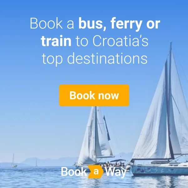 Book a ride in Croatia