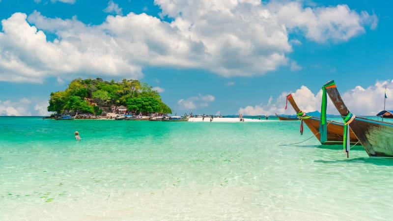 Tonsai Beach, Phuket