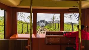 Sapa, Fansipan Mountain, Train