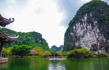 Trang An Landscape Complex, Ninh Binh, Vietnam