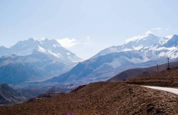 Annapurna, Nepal roads