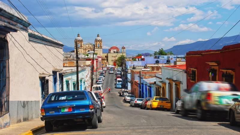 Streets of Oaxaca