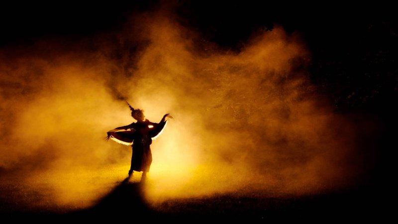 Manora dance