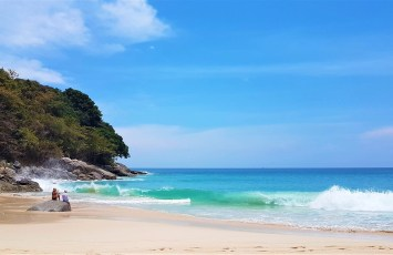 Le Meridien Phuket beach