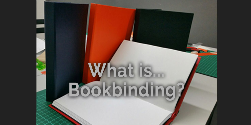 what is bookbinding