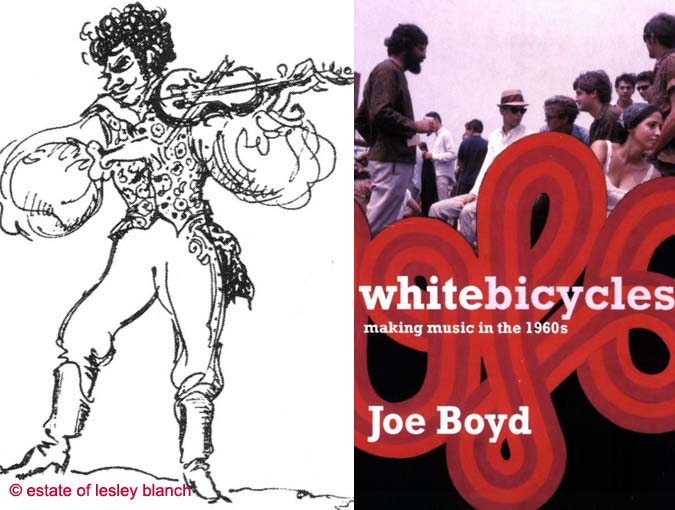 Joe Boyd | White bicycles #OnWilderShores