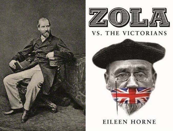 The BookBlast™ Review | Zola vs. The Victorians by Eileen Horne