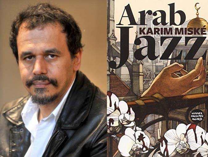 Review | Arab Jazz, Karim Miské | MacLehose Press