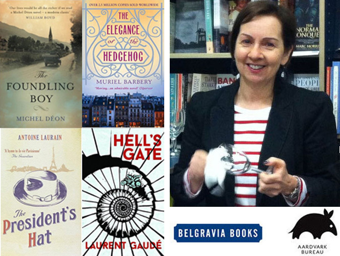 The BookBlast Interview | Jane Aitken, publisher | Gallic & Aardvark @BelgraviaB