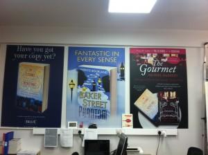 gallic books office bookblast