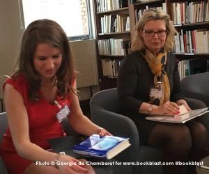 bookblast anna kelly and anna von planta