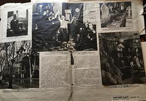 city of unburied dead by gael mayo, david seymour magnum 2 bookblast
