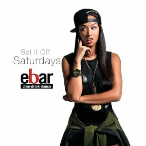 Set It Off | Ebar dine-drink-dance | DJ Vibe Music Mix