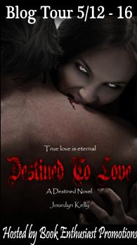 destined to love blog tour button