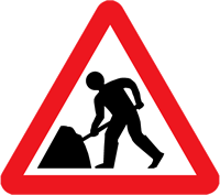 Luton Airport Roadworks