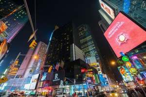 Times Square | New York Top Free and Ticketed Attractions | Book FHR Blog