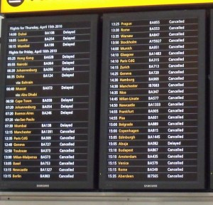 Cancelled Flights | Book FHR Travel Blog