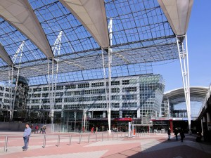 Munich Airport Terminal Building | Book FHR