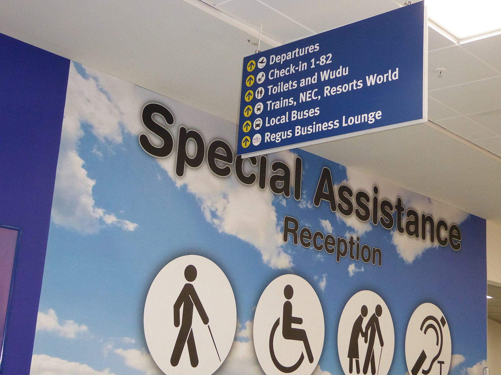 Airport Accessibility | Special Assistance | Book FHR Travel Blog