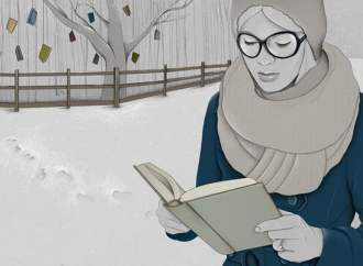 20 Works Of Art That Prove Winter Is The Best Season For Reading