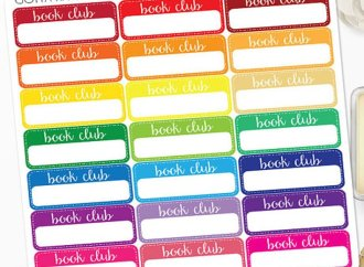 15 Book Club Accessories