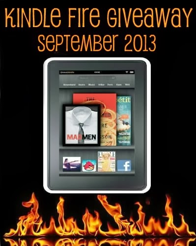 Kindle Fire September
