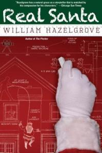 $25 Giveaway Interview REAL SANTA by WILLIAM HAZELGROVE  @Rocketman46