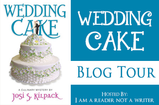 $25 Giveaway WEDDING CAKE by JOSI KILPACK @josiskilpack  2.10