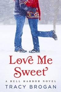 #Giveaway #Interview LOVE ME SWEET by TRACY BROGAN @tracybrogan