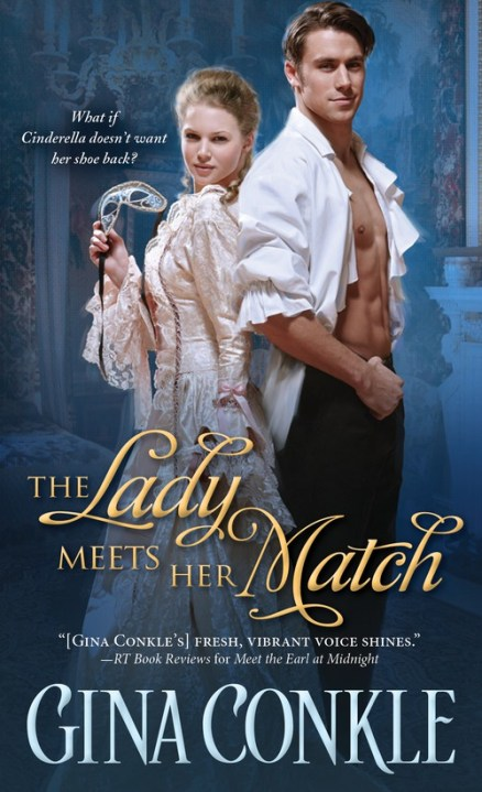 #Giveaway Exclusive Scene THE LADY MEETS HER MATCH by GINA CONKLE @ginaconkle @SourcebooksCasa