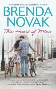 #Giveaway Review THIS HEART OF MINE by BRENDA NOVAK @Brenda_Novak  @MIRAEditors