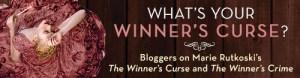 winner's curse blog tour