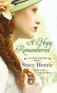 Release Week #Giveaway A HOPE REMEMBERED by STACY HENRIE @StacyHenrie  @ForeverRomance