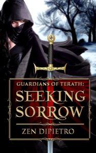 $10 #Giveaway Interview Guardians of Terath: Seeking Sorrow by Zen DiPietro @ZenDiPietro #meow
