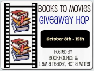 books to movies october