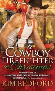 a cowboy firefighter