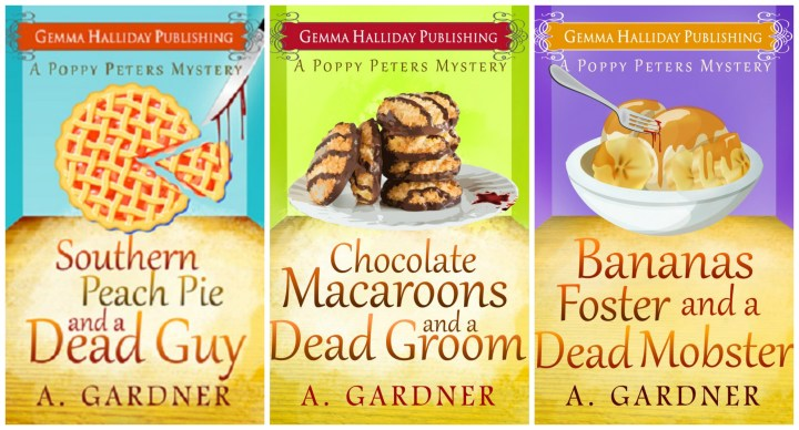 $50 #Giveaway POPPY PETERS MYSTERIES  by A. Gardner @agardnerbooks 12.20
