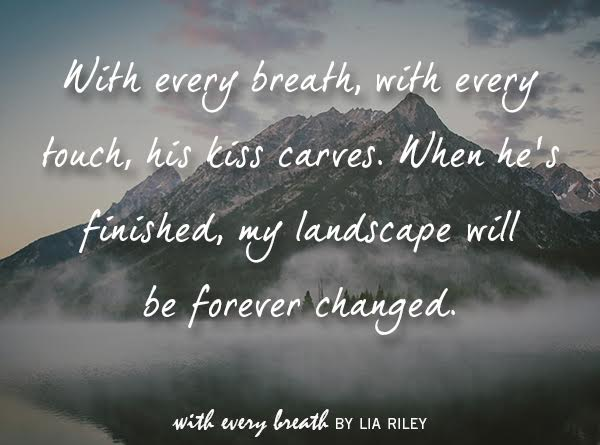 with every breathe banner