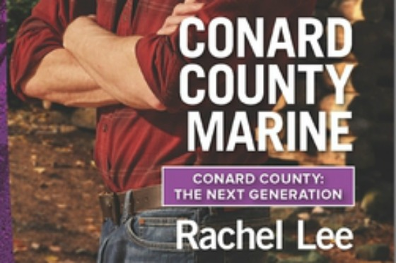 #Giveaway Bon Appétit and a Book: Conard County Marine by Rachel Lee @HarlequinBooks 9.23