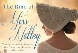 #Giveaway Cover Reveal The Rise of Miss Notley by Rachael Anderson 1.26