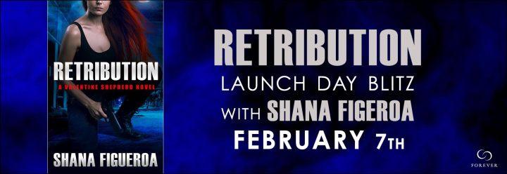 #Giveaway  Excerpt RETRIBUTION by Shana Figueroa @shana_figueroa @ForeverRomance 2.9