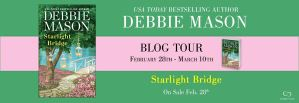 #Giveaway STARLIGHT BRIDGE Author: Debbie Mason @AuthorDebMason @ForeverRomance 3.15