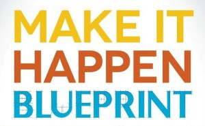 $50 #Giveaway The Make It Happen Blueprint by Michelle McCullough @speakmichelle 4.6